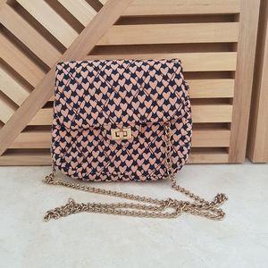Peep Toe Mini Heart Bag